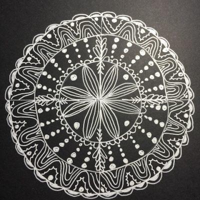 57/100 Mandala