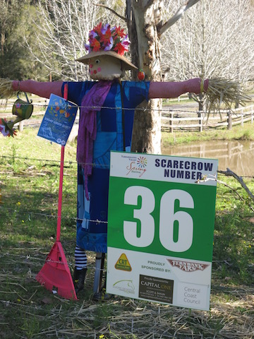 Photo Friday - Denyse Whelan - Spring & Scarecrows - http://www.denysewhelan.com.au/denyse-blogs/spring-scarecrows-are-here-366246/